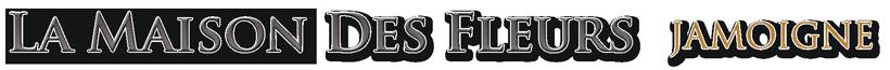 La maison des fleurs Logo